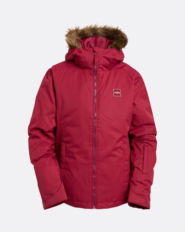 0 Sula - Jacke für Mädchen Rot U6JG20BIF0 Billabong