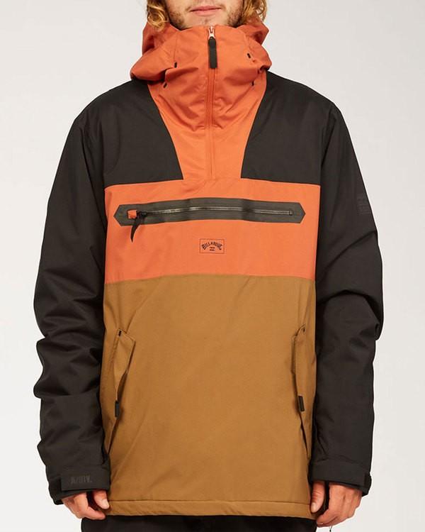 0 Quest Jacket Brown U6JM23S Billabong