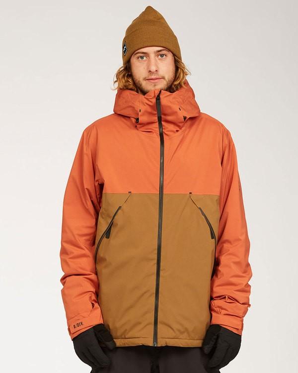 0 Adventure Division Collection Expedition - Jacket for Men  U6JM24BIF0 Billabong