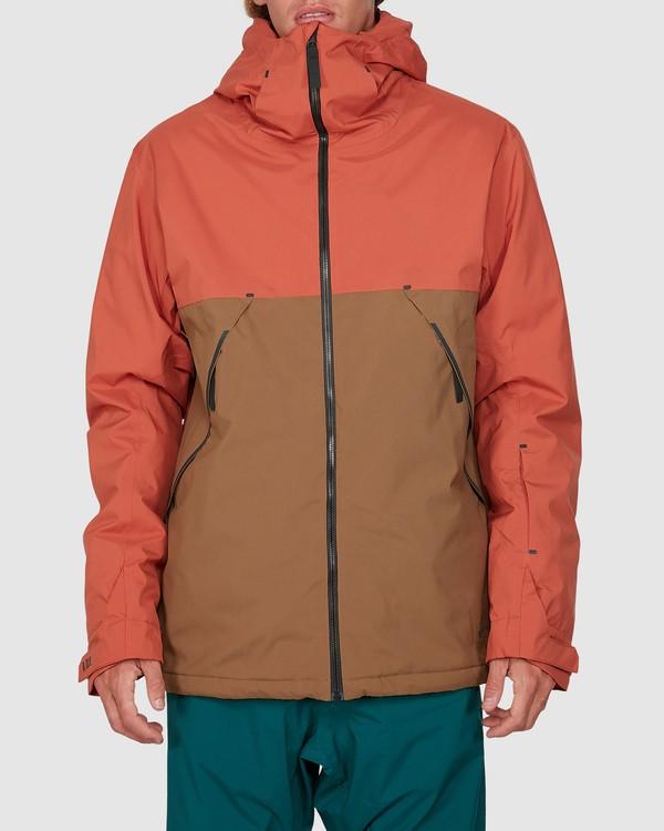 0 Expedition Jacket Orange U6JM24S Billabong