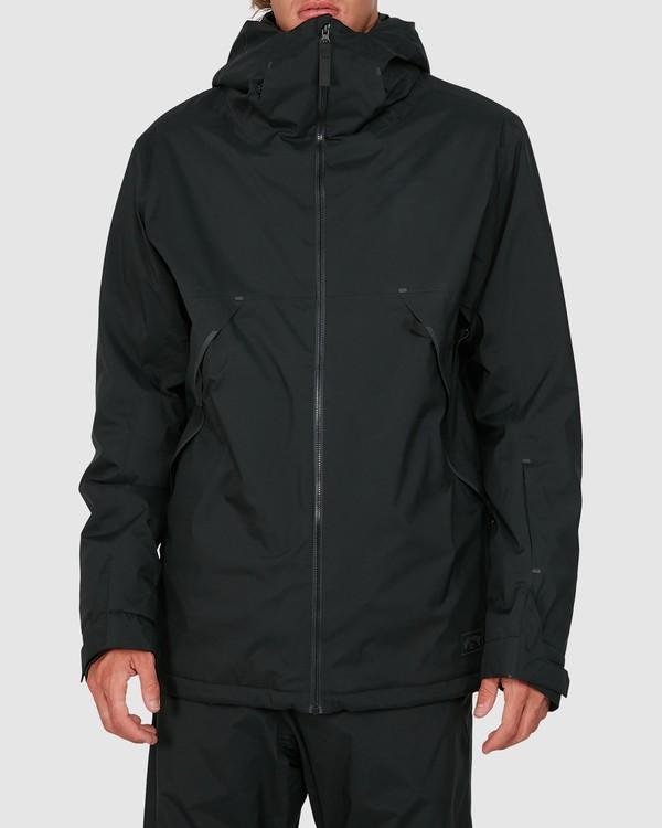 0 Expedition Jacket Black U6JM24S Billabong