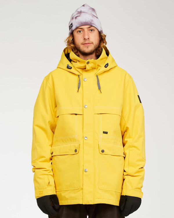 0 Shadow - Jacket for Men Grey U6JM26BIF0 Billabong