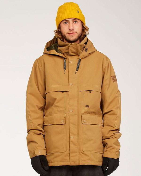0 Shadow - Jacke für Männer Braun U6JM26BIF0 Billabong
