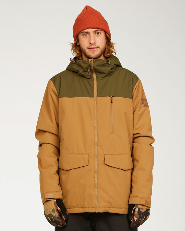 0 All Day - Jacket for Men Brown U6JM29BIF0 Billabong