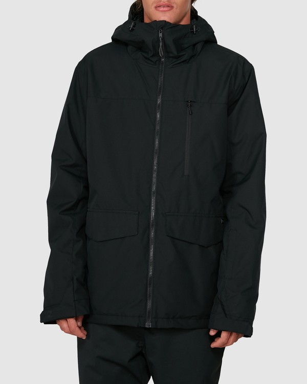 0 All Day Jacket Black U6JM29S Billabong