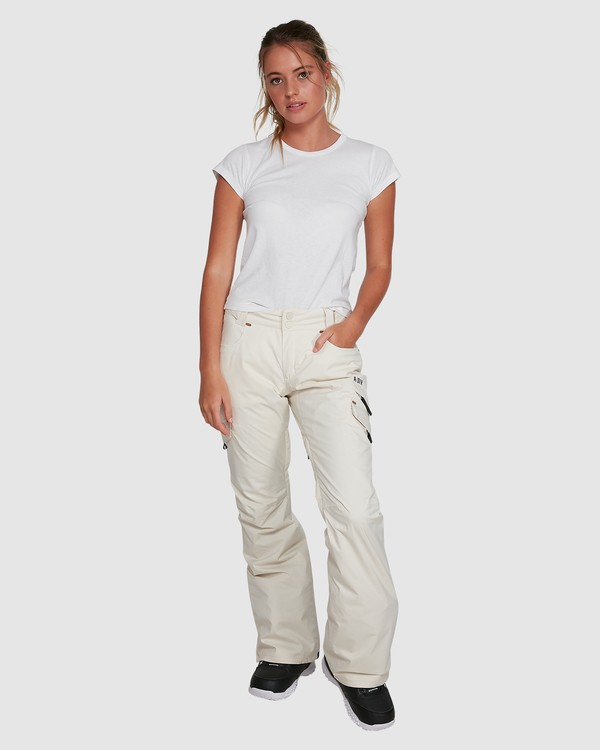 0 Nela Pants White U6PF21 Billabong