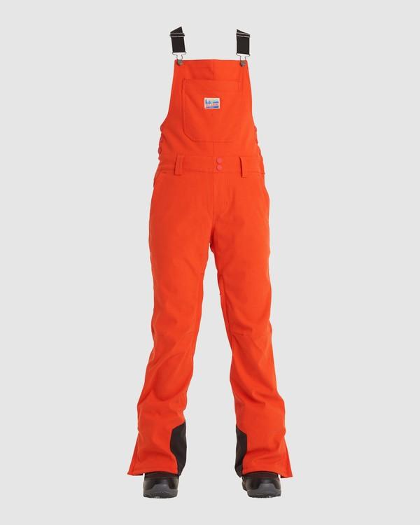 0 Riva Rib Orange U6PF22S Billabong