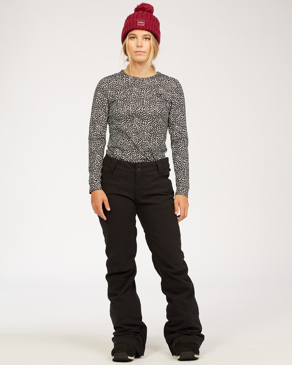 0 Terry - Pantalones para nieve para Mujer Negro U6PF23BIF0 Billabong
