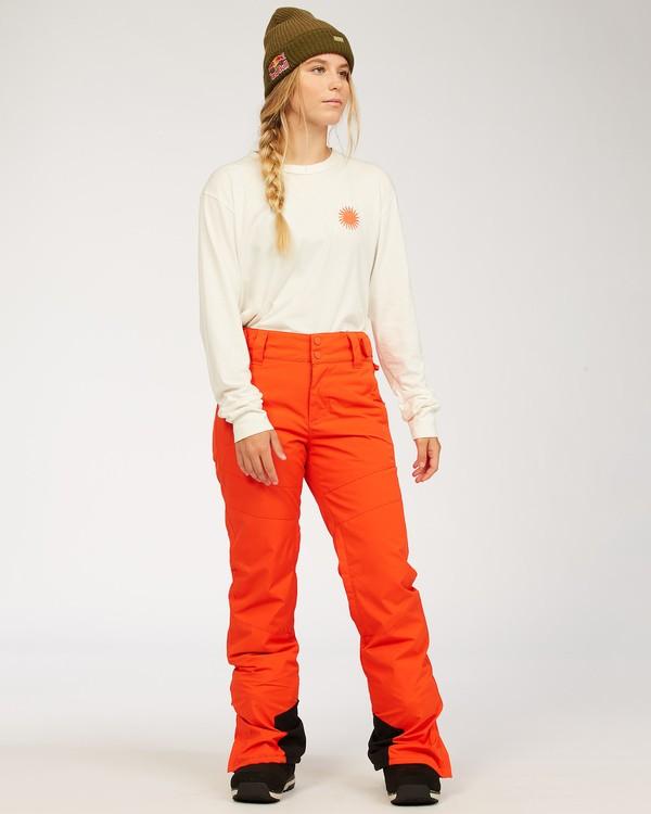 0 Malla - Snow Pants for Women Multicolor U6PF24BIF0 Billabong