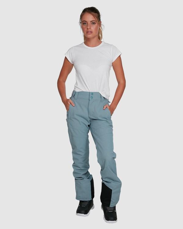 0 Malla Pants Blue U6PF24S Billabong