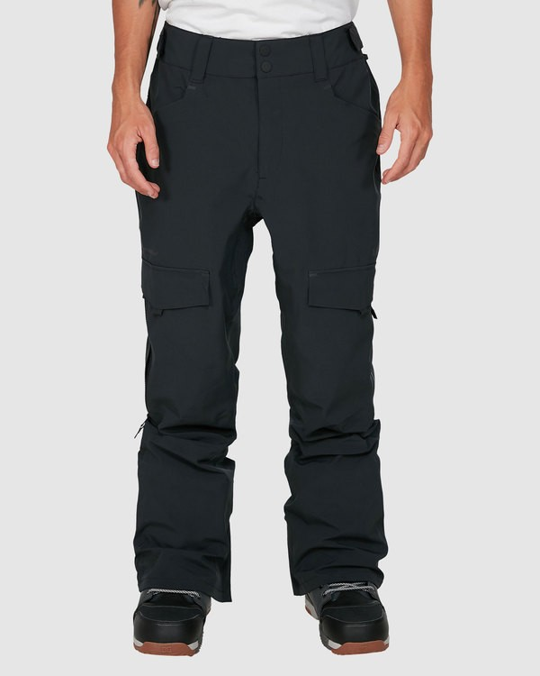 0 Ascent SympaTex Pants Black U6PM21S Billabong