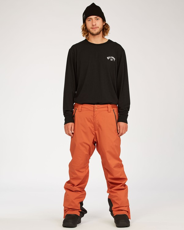 0 Adventure Division Collection Compass - Pantalones para nieve para Hombre  U6PM22BIF0 Billabong