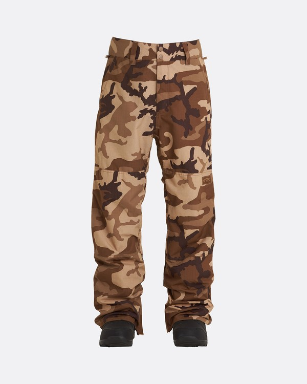 0 Tuck Knee - Pantalones para nieve para Hombre  U6PM23BIF0 Billabong