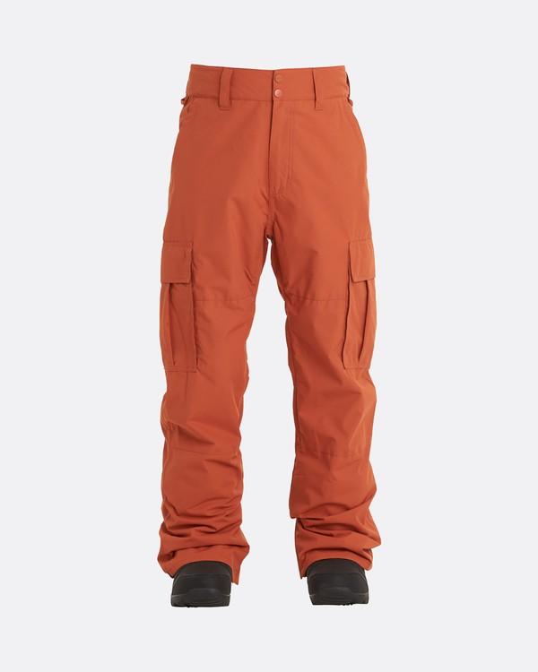 0 Transport - Pantalones para nieve para Hombre  U6PM24BIF0 Billabong