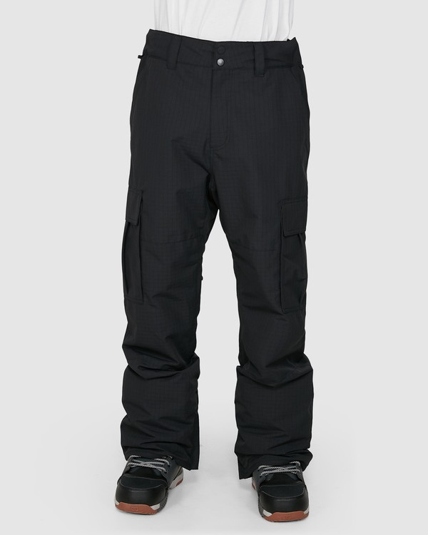 0 Transport Pants Black U6PM24S Billabong