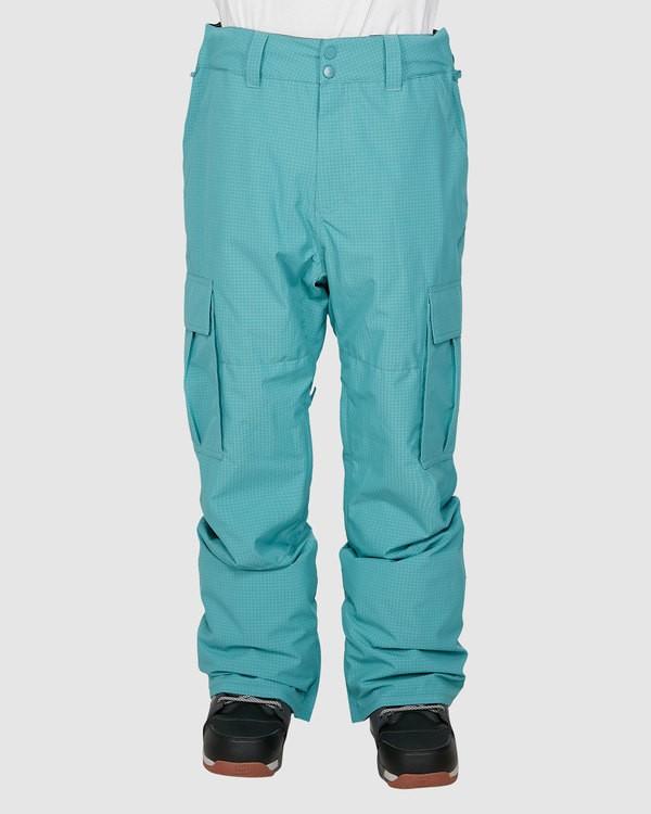 0 Transport Pants Blue U6PM24S Billabong