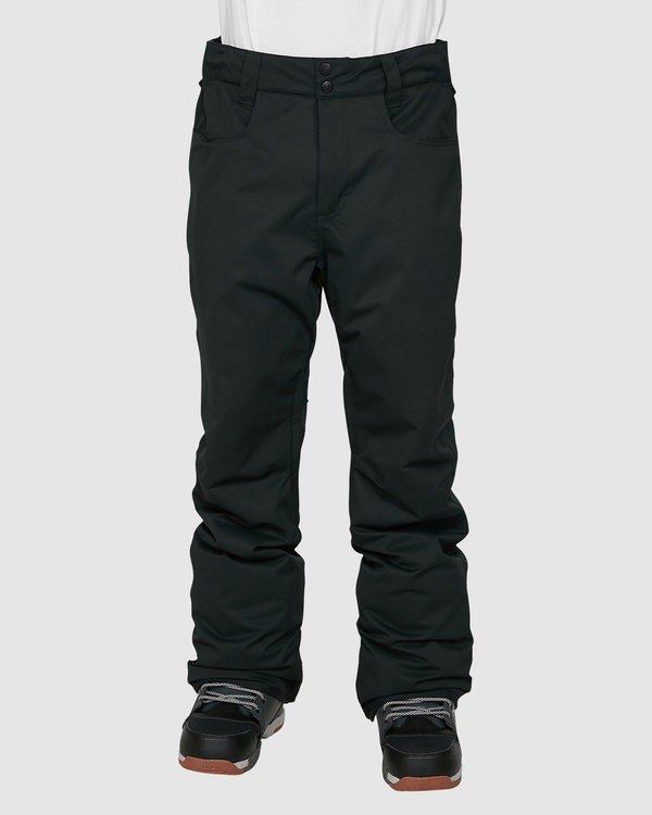 0 Outsider Pants Black U6PM25S Billabong
