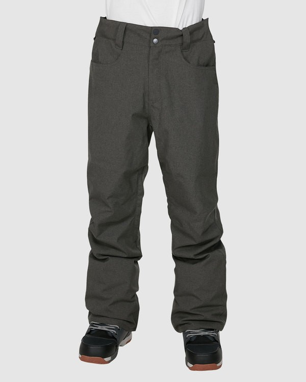 0 Outsider Pants Grey U6PM25S Billabong