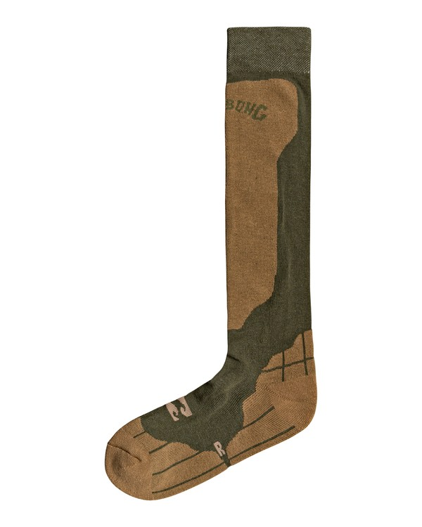 0 Park Coolmax - Socken für Männer Grün U6SO01BIF0 Billabong