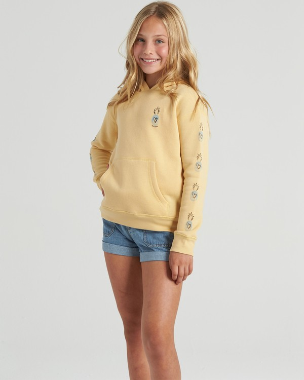 0 Rainbow - Hoodie for Girls  U8HO03BIF0 Billabong