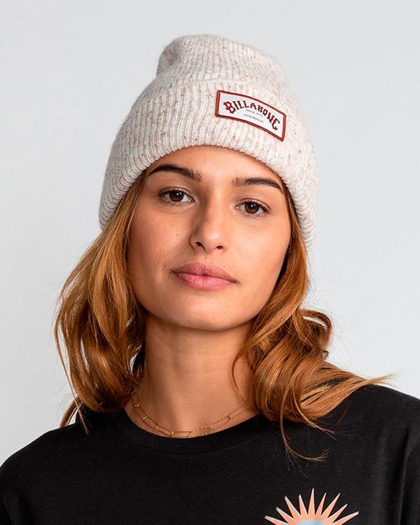 0 Sticky - Mütze für Frauen Beige U9BN02BIF0 Billabong