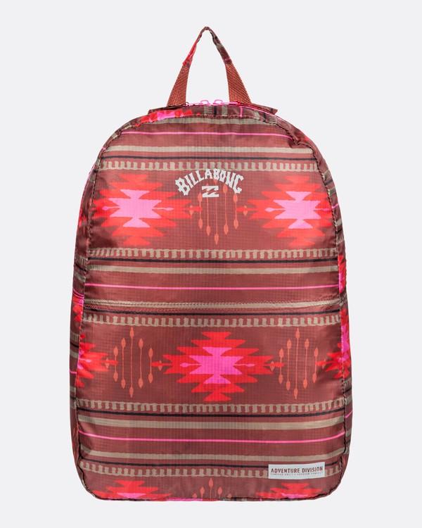0 Adiv Packable Backpack - Mochila para Mujer  U9BP04BIF0 Billabong