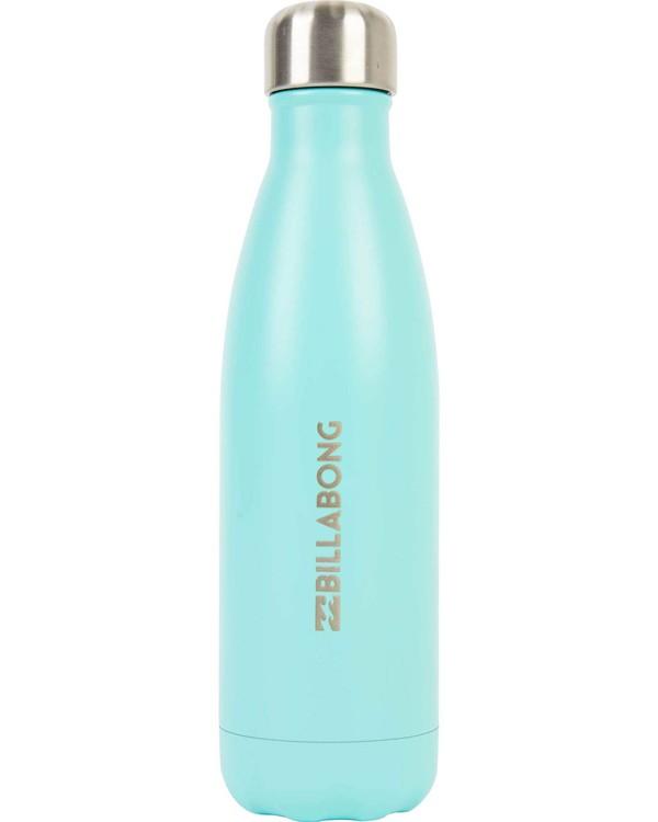 0 S'Well 17 Oz. Water Bottle Green UAMCXBSW Billabong