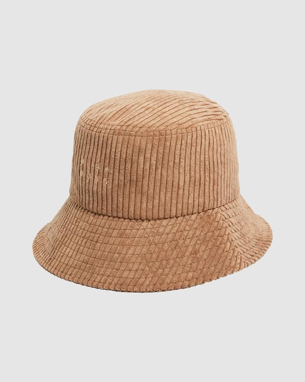 0 Field Trip Bucket Hat Brown UBJHA00151 Billabong