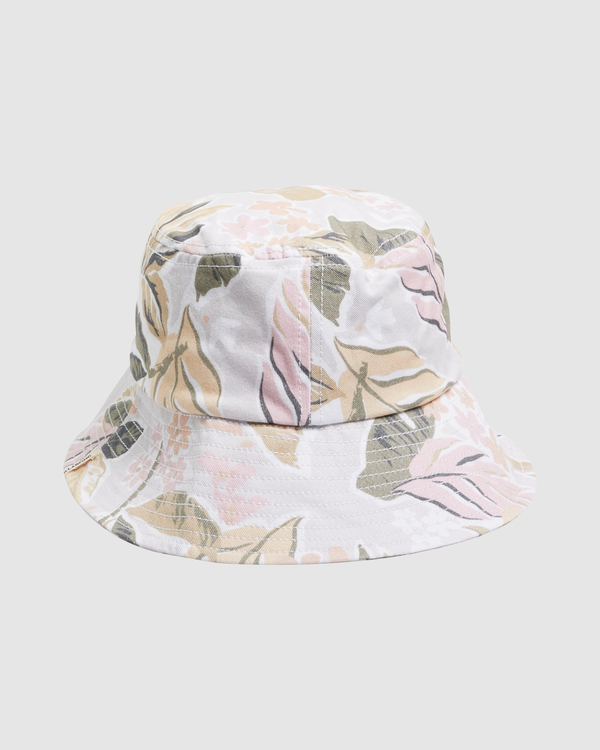 0 Babewave Bucket Hat White UBJHA00158 Billabong