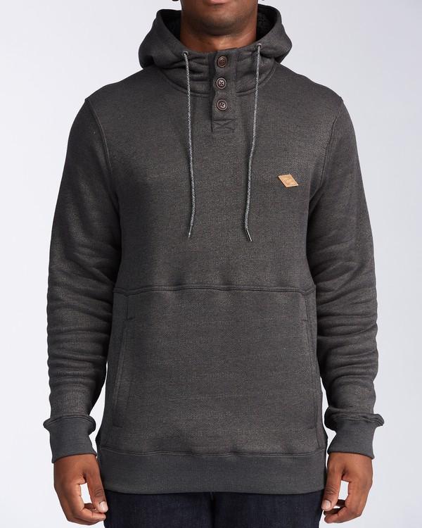 0 Hudson - Sweat à capuche pour Homme Noir V1FL02BIW0 Billabong