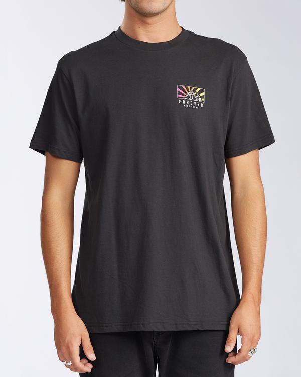 0 AI Forever Sunrise - T-Shirt for Men Black V1SS42BIW0 Billabong