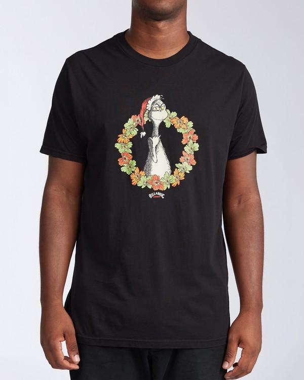 0 Aloha Grinch - T-Shirt for Men Black V1SS47BIW0 Billabong