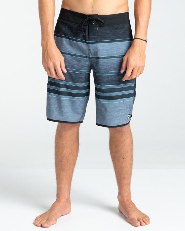 "0 73 Stripe Pro 19"" - Board Shorts for Men Black W1BS43BIP1 Billabong"