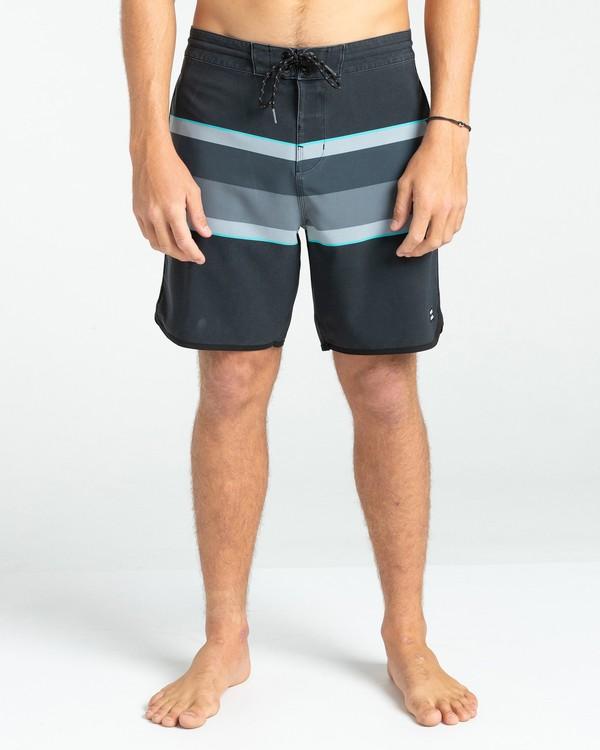 0 73 Spinner Lo Tides - Board Shorts for Men Black W1BS53BIP1 Billabong