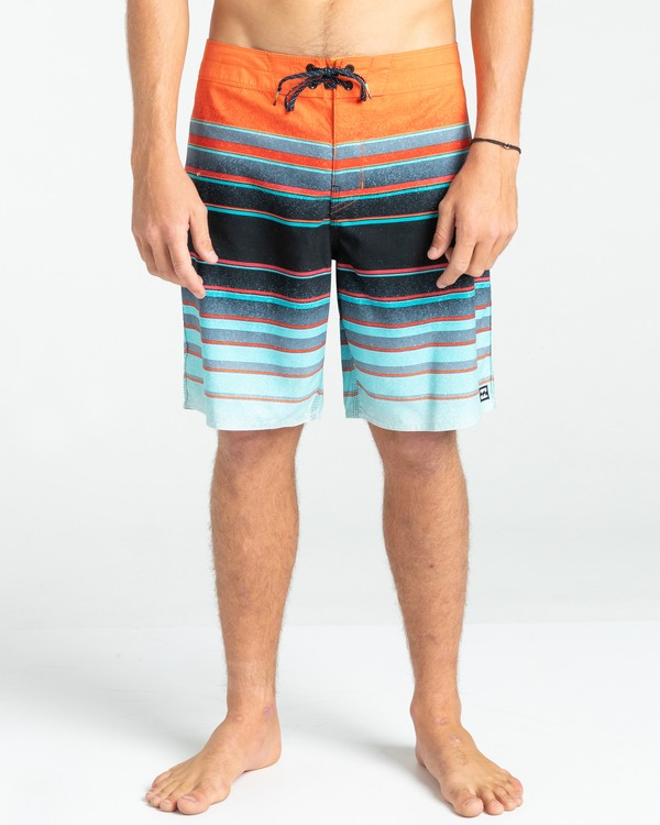 "0 All Day Stripes 19"" - Board Shorts for Men Blue W1BS61BIP1 Billabong"