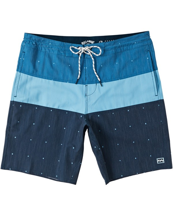 0 Tribong Lo Tides - Board Shorts for Men Blue W1BS83BIP1 Billabong