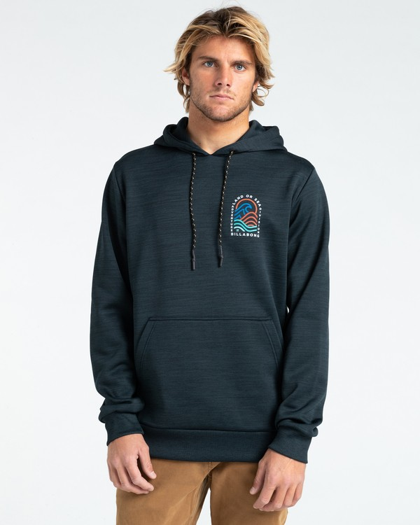 0 Adventure Division Transition - Sweat pour Homme Noir W1HO16BIP1 Billabong