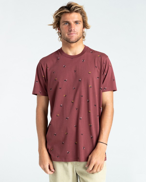 0 Sundays - Camiseta para Hombre  W1JE21BIP1 Billabong