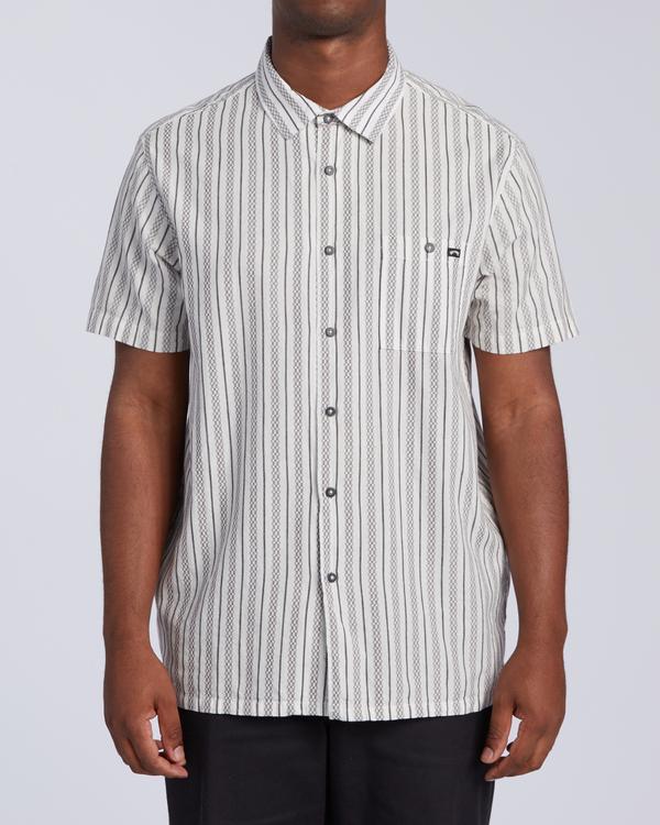 0 Sundays Jacquard - T-Shirt for Men White W1SH21BIP1 Billabong