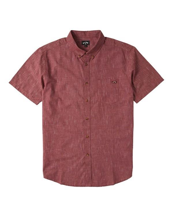 0 All Day - T-Shirt for Men  W1SH23BIP1 Billabong