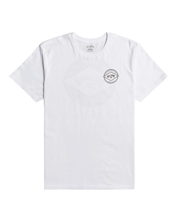 0 Rotor Arch - T-Shirt for Men White W1SS47BIP1 Billabong