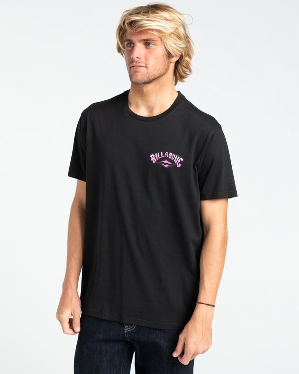 0 Gang Of Gangs - T-shirt pour Homme Noir W1SS52BIP1 Billabong