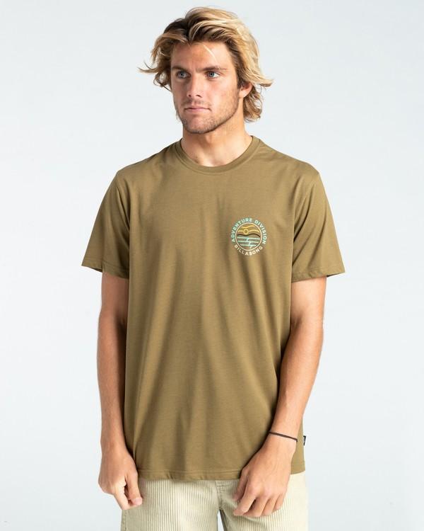 0 Adventure Division View - T-shirt pour Homme  W1SS69BIP1 Billabong