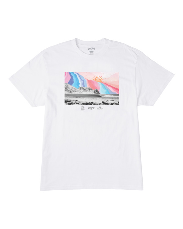 0 Adventure Division Expansion - T-Shirt for Men White W1SS92BIP1 Billabong