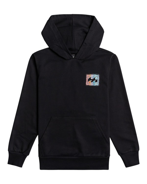 0 Crayon Wave - Sweatshirt for Boys Black W2HO03BIP1 Billabong