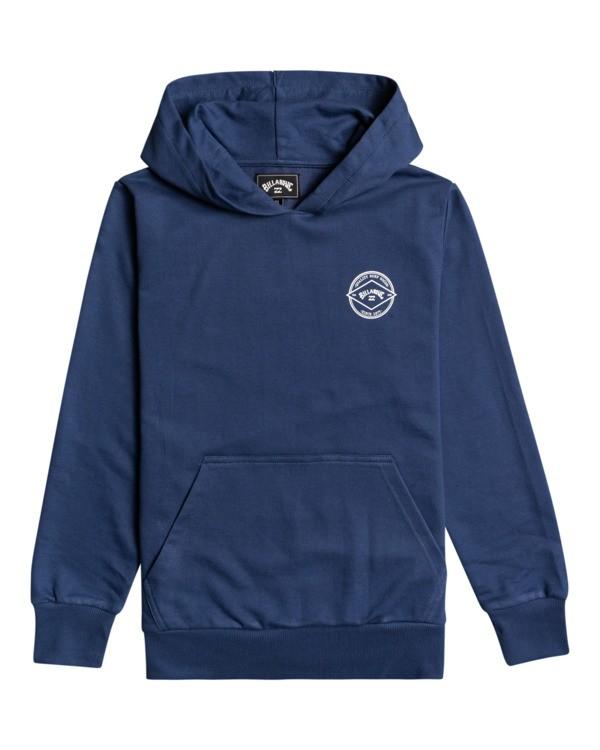 0 Crayon Wave - Sweatshirt für Jungen Blau W2HO03BIP1 Billabong