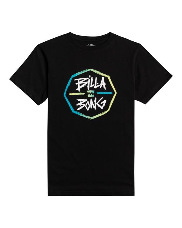 0 Octo - T-Shirt for Boys Black W2SS31BIP1 Billabong