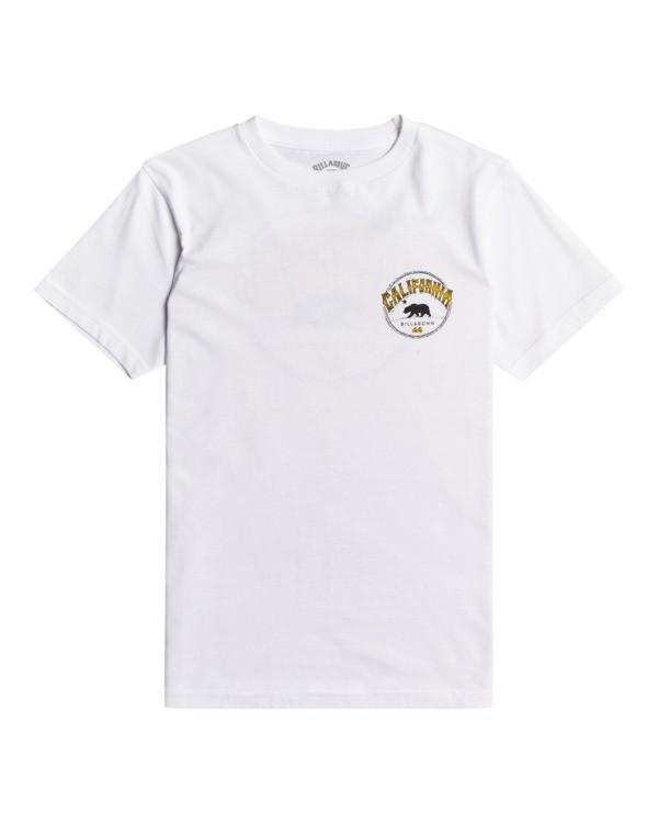 0 Dreamy Places - T-Shirt for Boys White W2SS37BIP1 Billabong