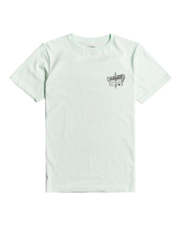 0 Dreamy Places - T-Shirt für Jungen  W2SS37BIP1 Billabong