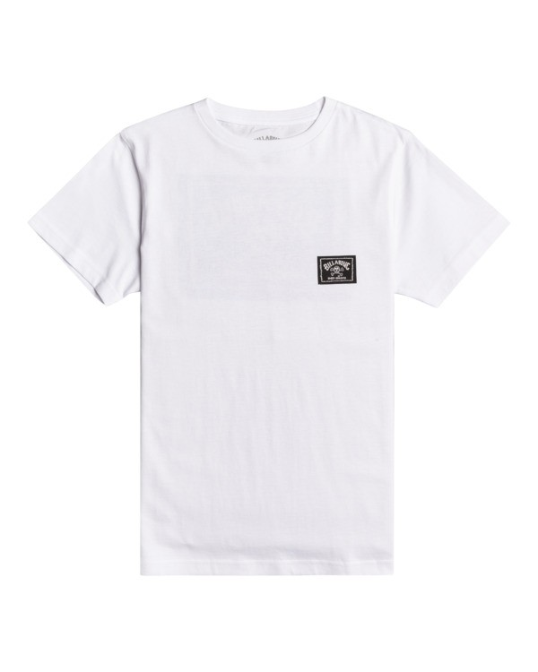 0 Bad Billy Arch - Camiseta para Chicos Blanco W2SS39BIP1 Billabong